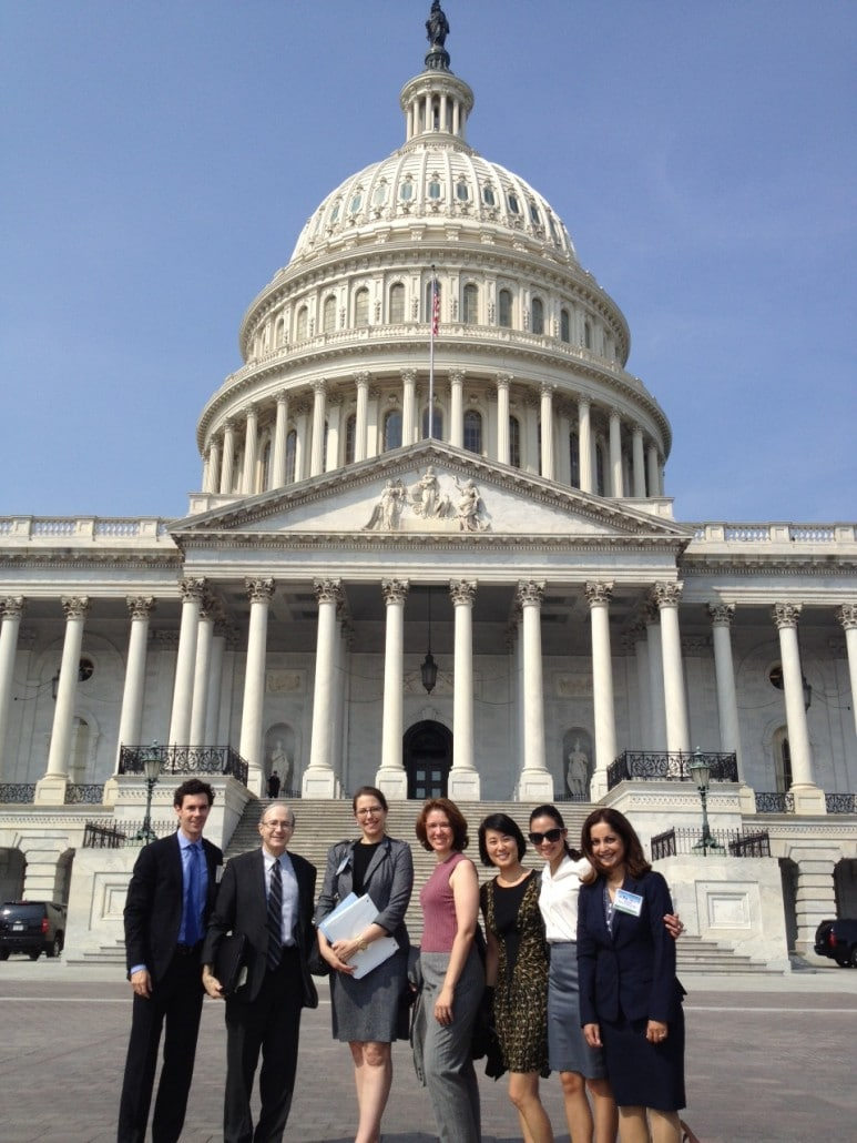 Dr. Krant in DC lobbying Congress to protect patients' access to quality care