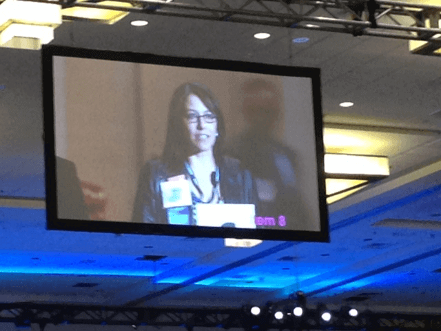 Dr. Krant testifies before the AMA House of Delegates representing dermatologists nationwide.